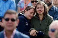 Tusentals samlades för att hedra offren för attackerna den 15 mars.