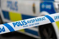 Den misstänkte är anställd vid Polismyndigheten i region Väst dock inte som polis. Arkivbild.