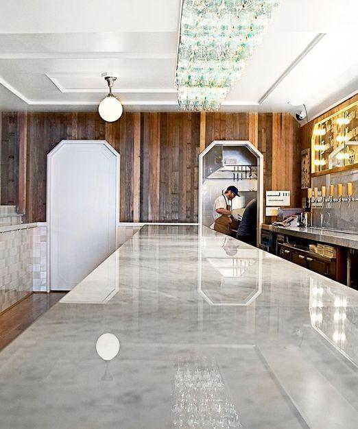 Danska baren Tørst i Brooklyn var nyskapande med att matcha högre kulinariska upplevelser med egenbrygd öl.