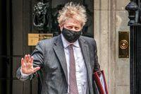 Boris Johnson byggde om – utreds för brott