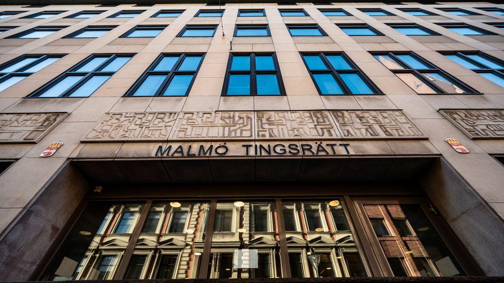 Domen har fallit mot ytterligare sju personer som deltagit i de våldsamma upploppen i samband med koranbränning i Malmö. Arkivbild.