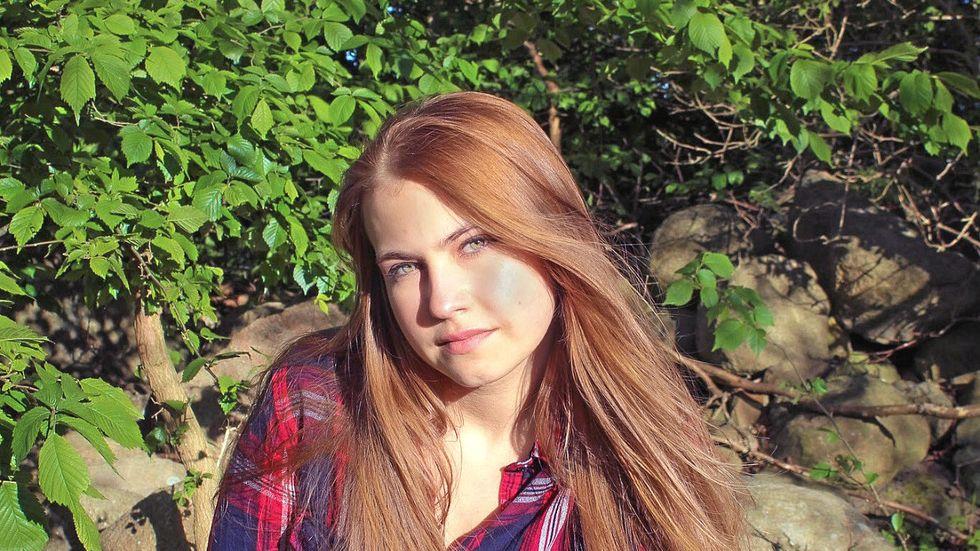 """""""Jag har ingen hyperaktivitet, men jag tappar fokus gång på gång"""", säger 18-åriga Nathalie som har add."""