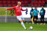 Kalmar FF:s Geir André Herrem. Arkivbild.
