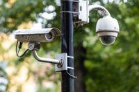 Polisen räknar med att kunna börja använda AI för att granska övervakningsfilmer i höst. Arkivbild.