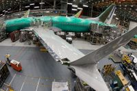 Beställningarna har sinat efter de två krascherna med Boeings nya plan 737 Max.