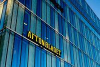 Sparpaketet på Aftonbladet är färdigförhandlat. 33 tillsvidareanställda, varav 26 journalister, lämnar tidningen. Arkivbild.