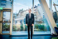 Anders Sundström, ordförande i Folksam.