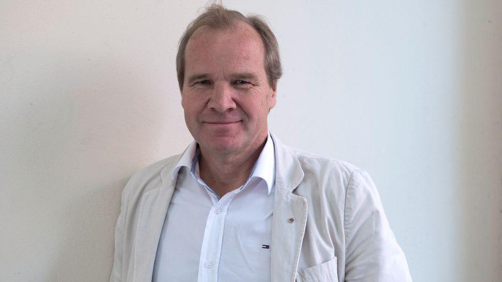 Många funktionsnedsatta i Sverige lever i fattigdom, säger Anders Lago, ordförande för Riksförbundet FUB. Arkivbild.