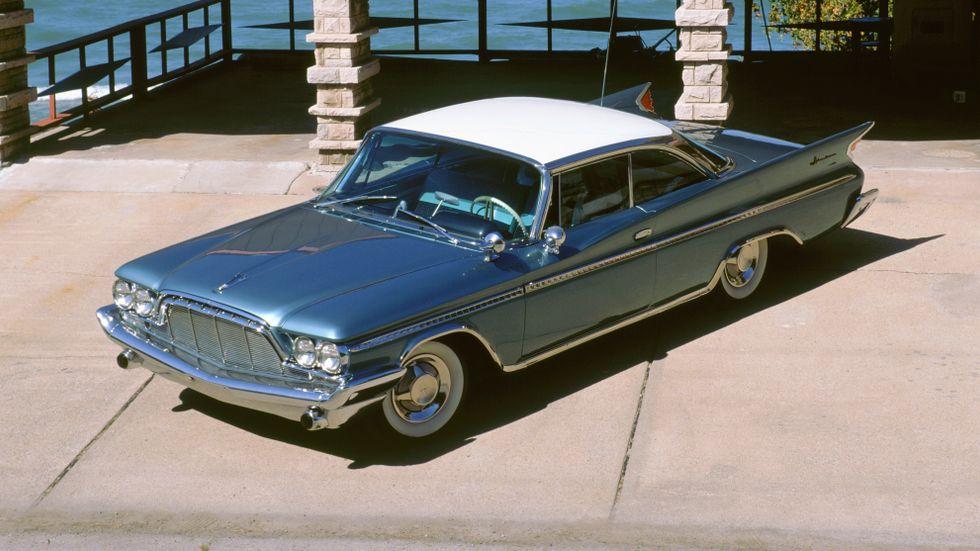 De Soto Adventurer, 1960 års modell.