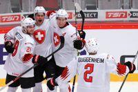 Det blir inget hemma-VM för det schweiziska hockeylandslaget vare sig i år eller nästa år. Arkivbild.