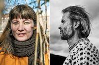 """Det långsamma steget blir ett andrum och en möjlighet att processa intryck, menar koreografen och dansaren Mira Mutka. """"Många klagar på att livet är kort. Men jag tänker att livet är långt – så länge du inte springer ifrån det"""", säger den norska författaren och äventyraren Erling Kagge."""