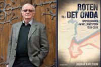 Som diplomat har författaren Ingmar Karlsson tjänstgjort i bland annat Istanbul, Bogotá, Wien, Damaskus, Rom och Peking. År 2002 blev han hedersdoktor i teologi vid Lunds universitet.