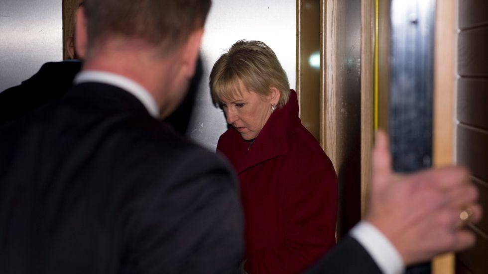 Utrikesminister Margot Wallström är inte välkommen till Israel.