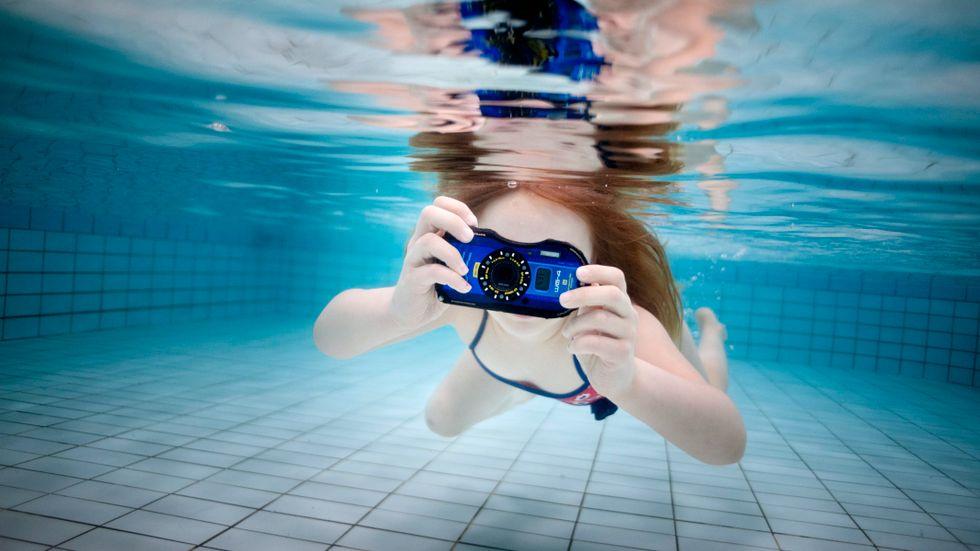 Normalt tillverkas omkring 3000 pooler för hemmabruk i Sverige varje år, men i dagsläget är prognosen att det totalt kommer produceras närmare 5000 pooler under 2020, enligt organisationen Svenska badbranschen. Arkivbild.