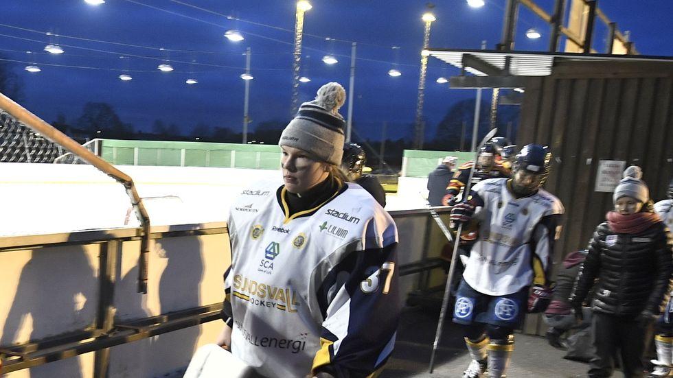 För en månad sedan kom beskedet att Sundsvall Hockey lägger ned damlaget. På tisdagen fick herrlaget samma besked. Arkivbild