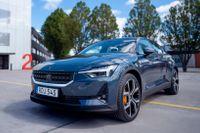 Volvoägda Polestar 2 var först med att använda Googles Android Automotive. Nu bildar Volvo Cars ett nytt bolag för att sälja den digitala tekniken som behövs till andra.