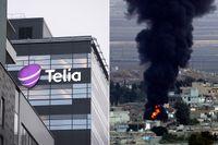 Telia är delägare i operatören Turkcell.