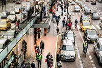 IVL:s förslag bygger olika nivåer på kilometerskatt beroende på var du kör, där det blir dyrast att köra i storstäderna.