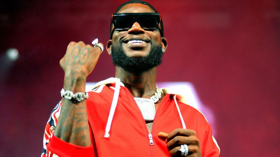 Gucci Mane.
