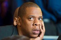 Rapstjärnan Jay Z.