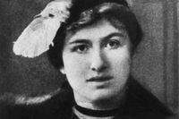 Edith Södergran (1892-1923).