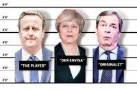 """Brittiska ilskan – hur kunde """"imperiet"""" bli en cirkus?"""
