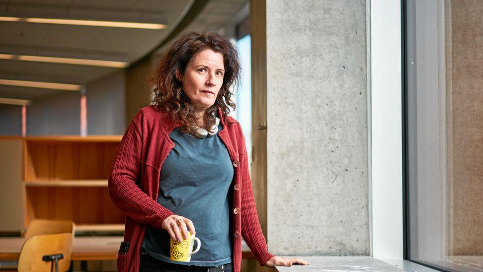 Christina Bodin Danielsson, forskare och docent i arkitektur vid KTH.
