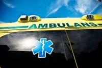 En man omkom en arbetsplatsolycka i Huddinge på onsdagen. Arkivbild.