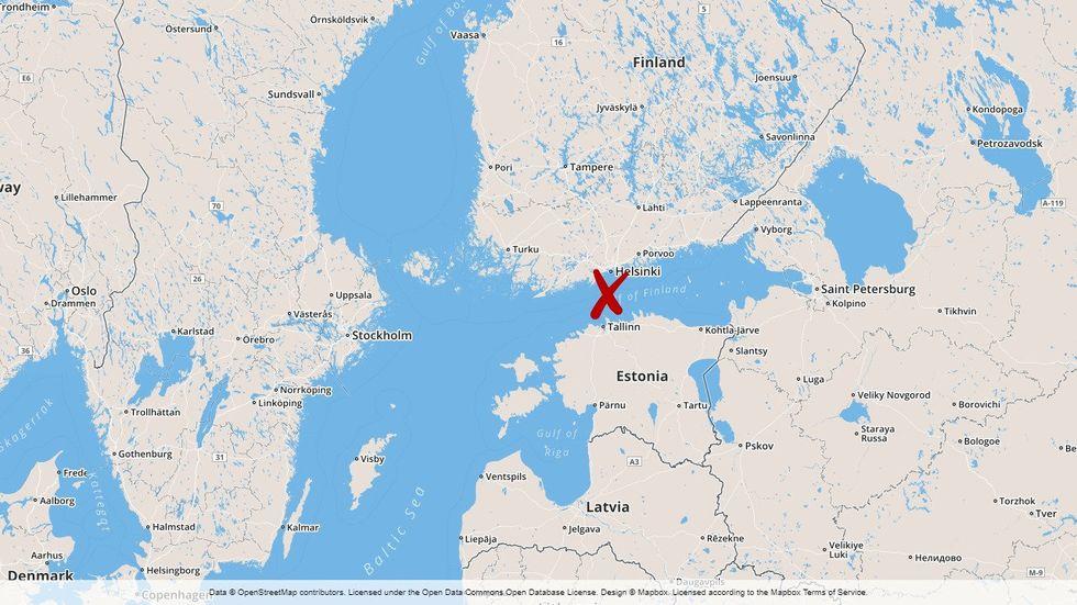 Med en tunnel mellan huvudstäderna Helsingfors och Tallinn kan tågresenärer ta sig mellan Finland och Estland på 30 minuter.
