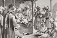 Sultanen Muhammad bin Tughluqs liv och styre ger oss indikationer på att digerdöden härjade även i Indien men bristen på källor gör att det bara går att spekulera.