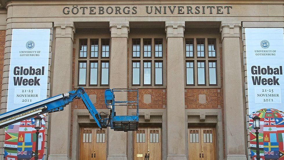 Göteborgs Universitet.