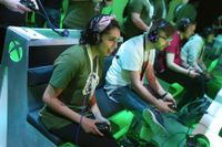 E3 drog i fjol 60000 besökare. Arkivbild.