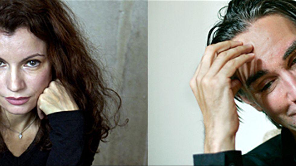 Alexander och Alexandra Coelho Ahndoril ligger bakom Hypnotisören.
