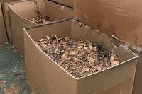Cigaretterna och de andra varorna som upptäcktes motsvarar enligt åklagaren undanhållen skatt och avgifter på omkring 54 miljoner kronor.