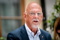 EU-minister Hans Dahlgren (S). Arkivfoto.