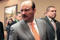 Chihuahuas förre guvernör César Duarte ska utlämnas från USA till Mexiko, anklagad för korruption. Arkivbild.