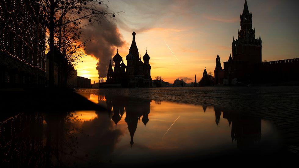 Ryssland höjer styrräntan. Arkivbild.