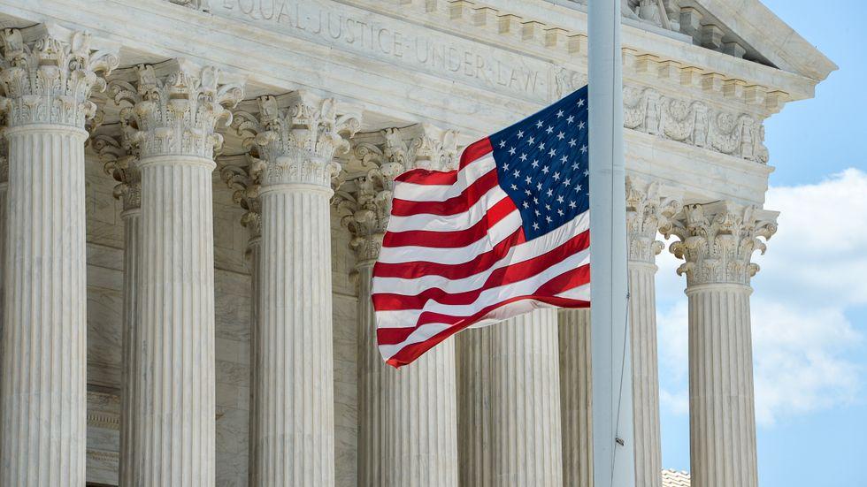 Amerikansk domstol besitter stor politisk makt.