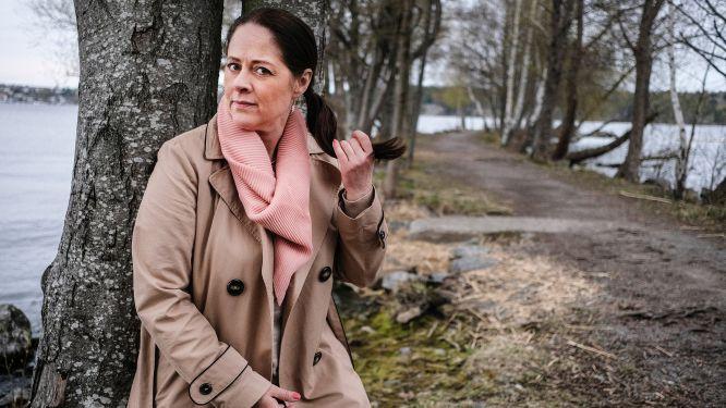 """Sorgeår? Förlegat. """"Sorg följer oss genom livet"""", säger Eva Svensson Isfej."""