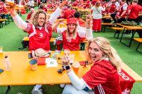 Danmark möter England i den andra semifinalen.