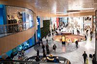 Mall of Scandinavia.