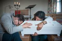 Malin Mases Arvidsson och Jesper Mases Berglund förlorade sin dotter Nike strax innan hon skulle födas.