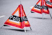 Allvarlig trafikolycka söder om Stenungsund. Arkivbild.
