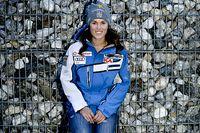 Maria Pietilä-Holmner är redo för den alpina världscuppremiären i Sölden, Österrike.