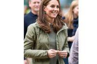 Kate Middleton bar svenska Fjällräven på jobbet