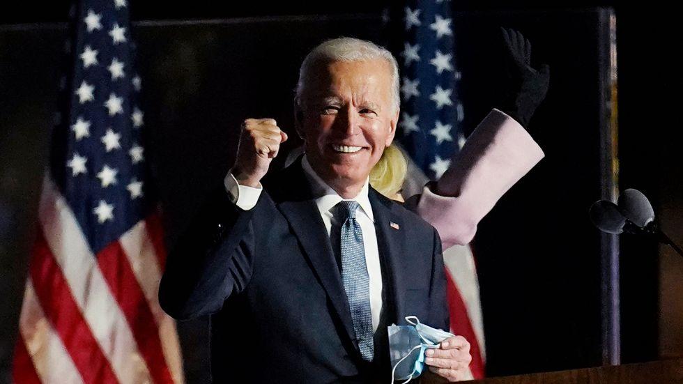 Om Joe Biden vinner valet kan det ändå innebära begränsningar i vad Demokraterna kan och inte kan göra.
