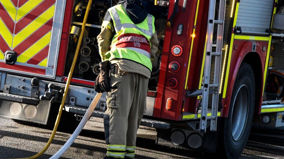 Polisen misstänker att en och samma man i 20-årsåldern ligger bakom fyra mordbränder i Örebro. Arkivbild.