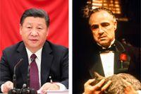 Skapandet och upprätthållandet av legitimitet, lojalitet och tillit är centralt såväl i Xi Jinpings som i Don Corleones maktutövning.
