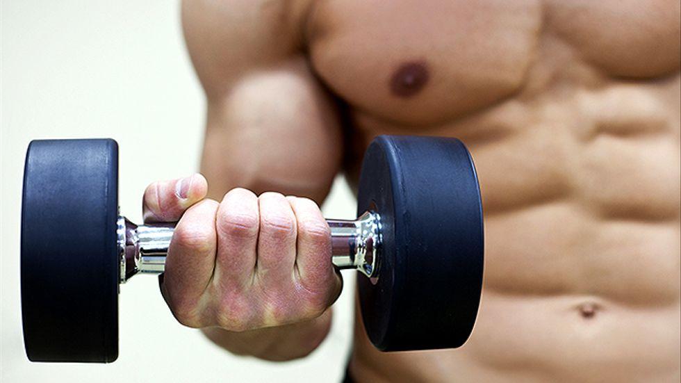 En grupp styrkelyftare på nationell nivå i England fick placebopiller, som de trodde var steroider. Det gav direkt en ökning av deras personbästa med ungefär 10 kilo, skriver Jacob Gudiol.