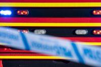Räddningstjänsten fick under lördagsmorgonen rycka ut till en brand i ett radhus i Växjö. Arkivbild.